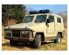 1982 Fiat ASA Guardian Armored Campagnola