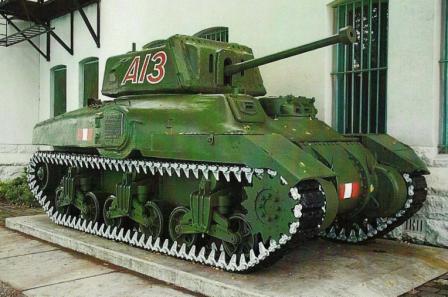 Ram II Cruiser Tank_Vancouver_British_Columbia