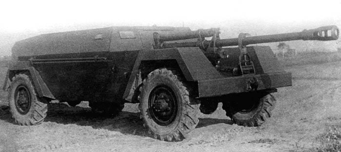 САУ ГАЗ-68-КСП-76