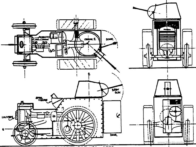 fordson-major-campbell-1940