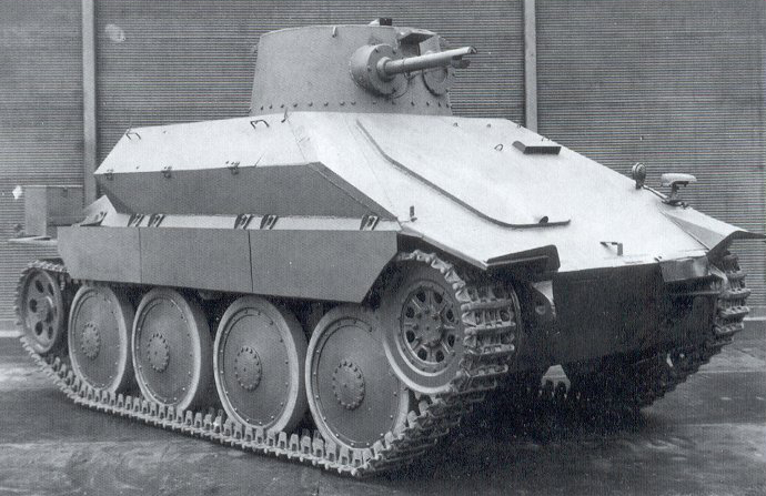 РМ-1 первый вариант