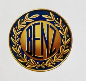 Benz-в лаврах