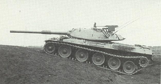 STB 1 от  Мицубиси 1968