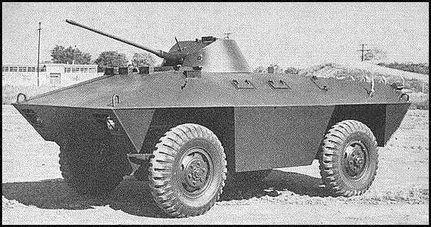 CHRYSLER ARMOURED CAR1
