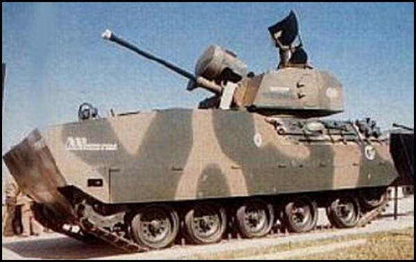 CBV c 40mmm Bofors.
