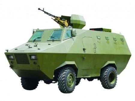 Rakhsh - 4x4 Wheeled Apc 3
