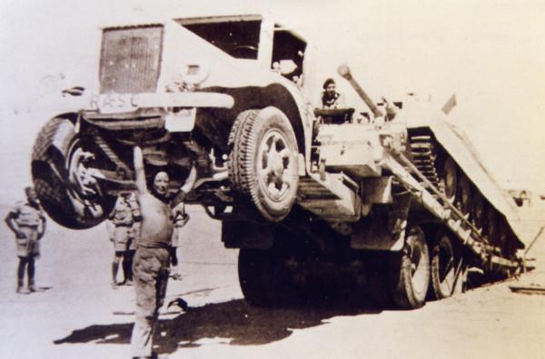 Mack EXBX 18Ton 6x4 Tank Transporte