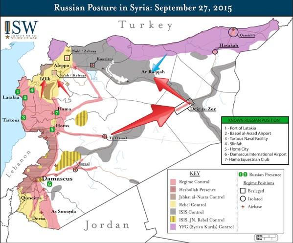 Схема Ударов Сирийской Армии и Курдов.png