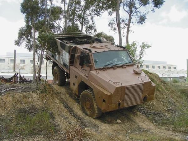 Copperhead utility vehicle (''Ute'', на австралийском сленге), с грузоподъемностью до 4 тонн.jpg