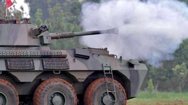 Panser Badak buatan PT Pindad5.jpg