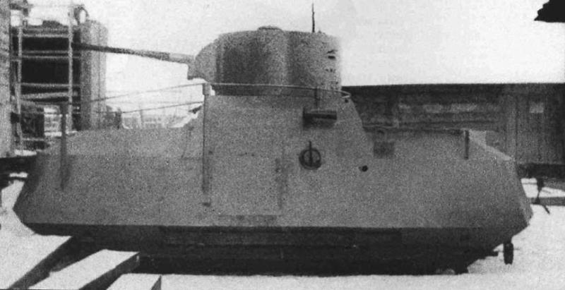 Бронедрезина ДТ-45 завод Можерез 1934 г.