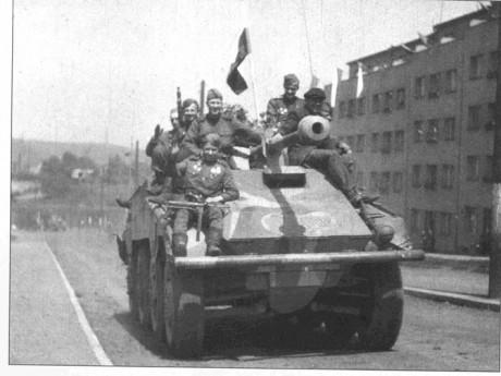 трофей Schwerer Panzerspähwagen (7,5 cm), Sd.Kfz.234/4