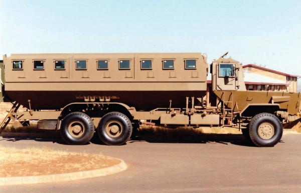 SAMIL-100 Kwêvoël Mk II A Personnel Transporter.png