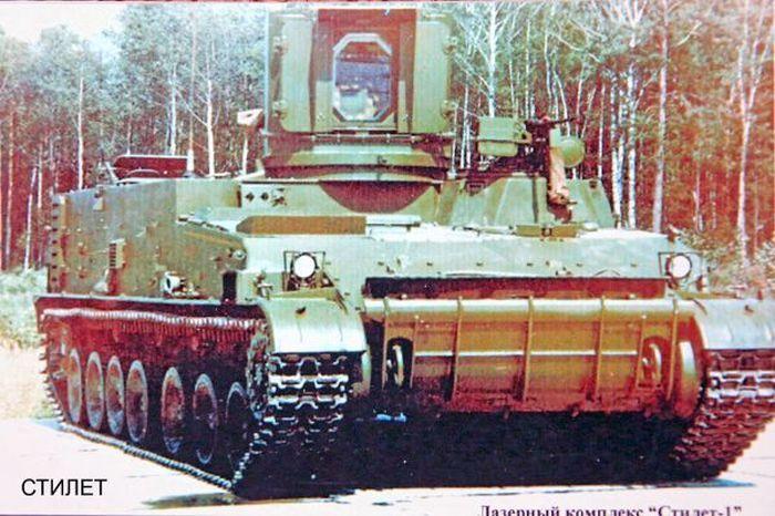 1К11 «Стилет», 1982