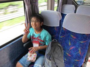 Hakkejima Sea Paradise 2012 Summer School Trip 057