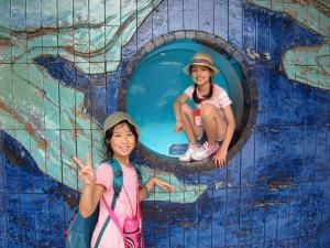 Hakkejima Sea Paradise 2012 Summer School Trip 066