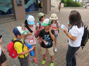 Hakkejima Sea Paradise 2012 Summer School Trip 067