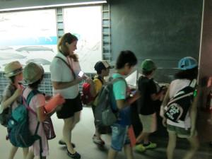 Hakkejima Sea Paradise 2012 Summer School Trip 088