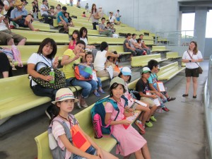 Hakkejima Sea Paradise 2012 Summer School Trip 163