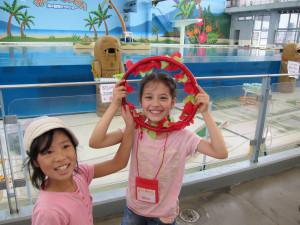 Hakkejima Sea Paradise 2012 Summer School Trip 170