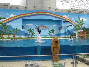 Hakkejima Sea Paradise 2012 Summer School Trip 187