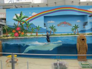 Hakkejima Sea Paradise 2012 Summer School Trip 190