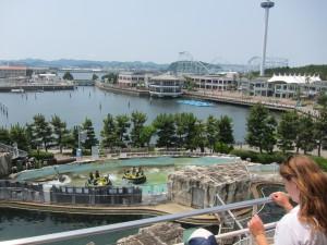 Hakkejima Sea Paradise 2012 Summer School Trip 216