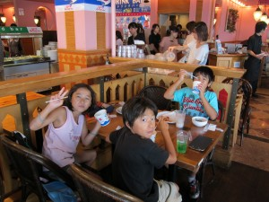 Hakkejima Sea Paradise 2012 Summer School Trip 224