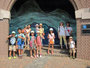 Hakkejima Sea Paradise 2012 Summer School Trip 252