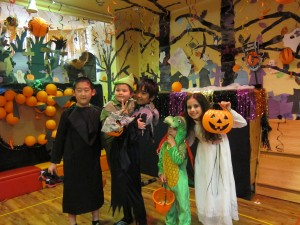 Halloween 2012 , my canon 121