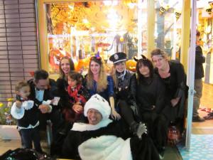 Halloween 2012 , my canon 175