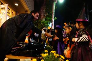Halloween 2012, Honey SONY 492