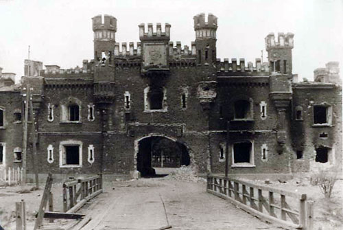 Брестская Крепость 1941