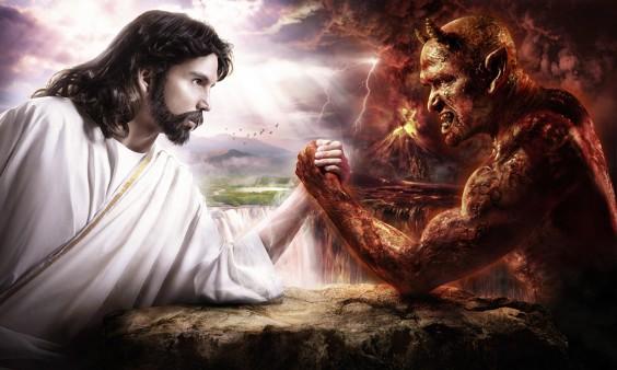 fantasy-jesus-vs-satan-arm-wrestling-wallpaper