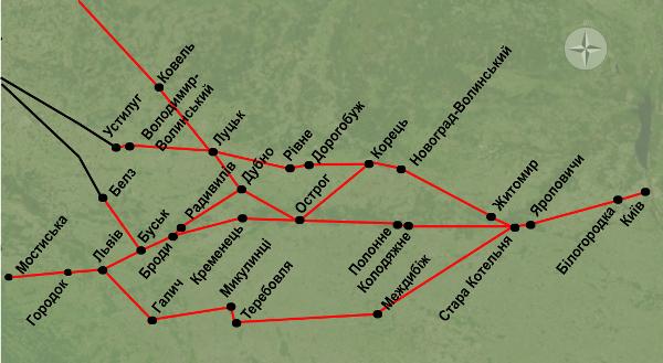 Karte.Ukraine