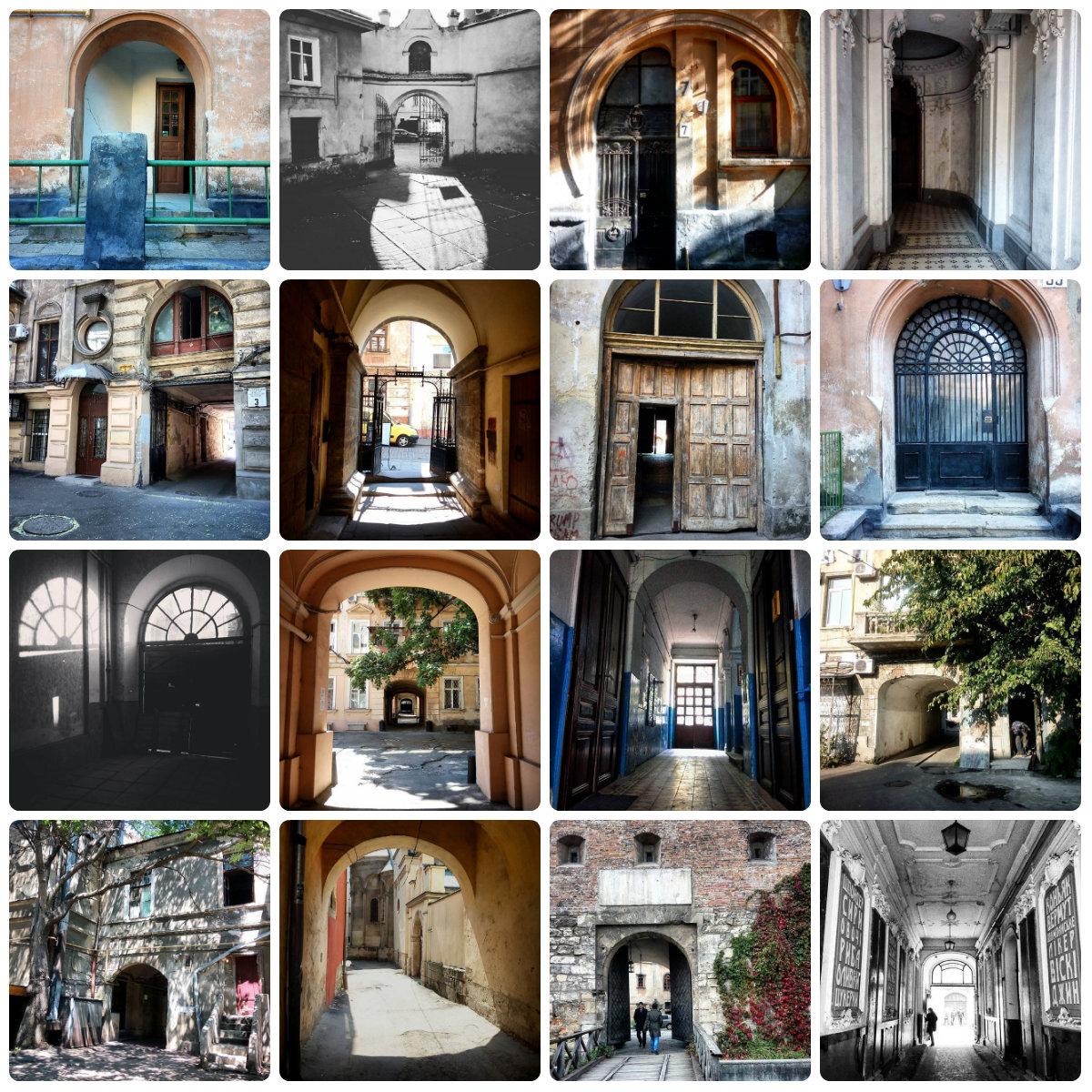 collage-арки