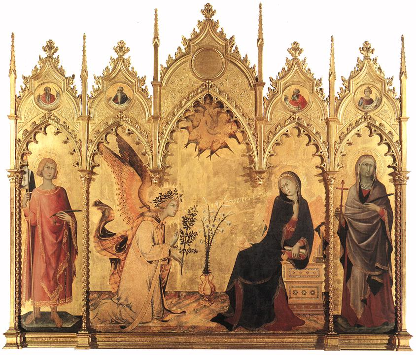 1333 Симоне Мартини и Липпо Мемми
