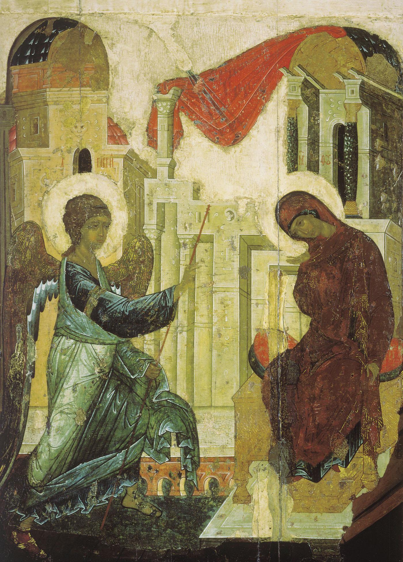 1430-е Икона Андрея Рублева