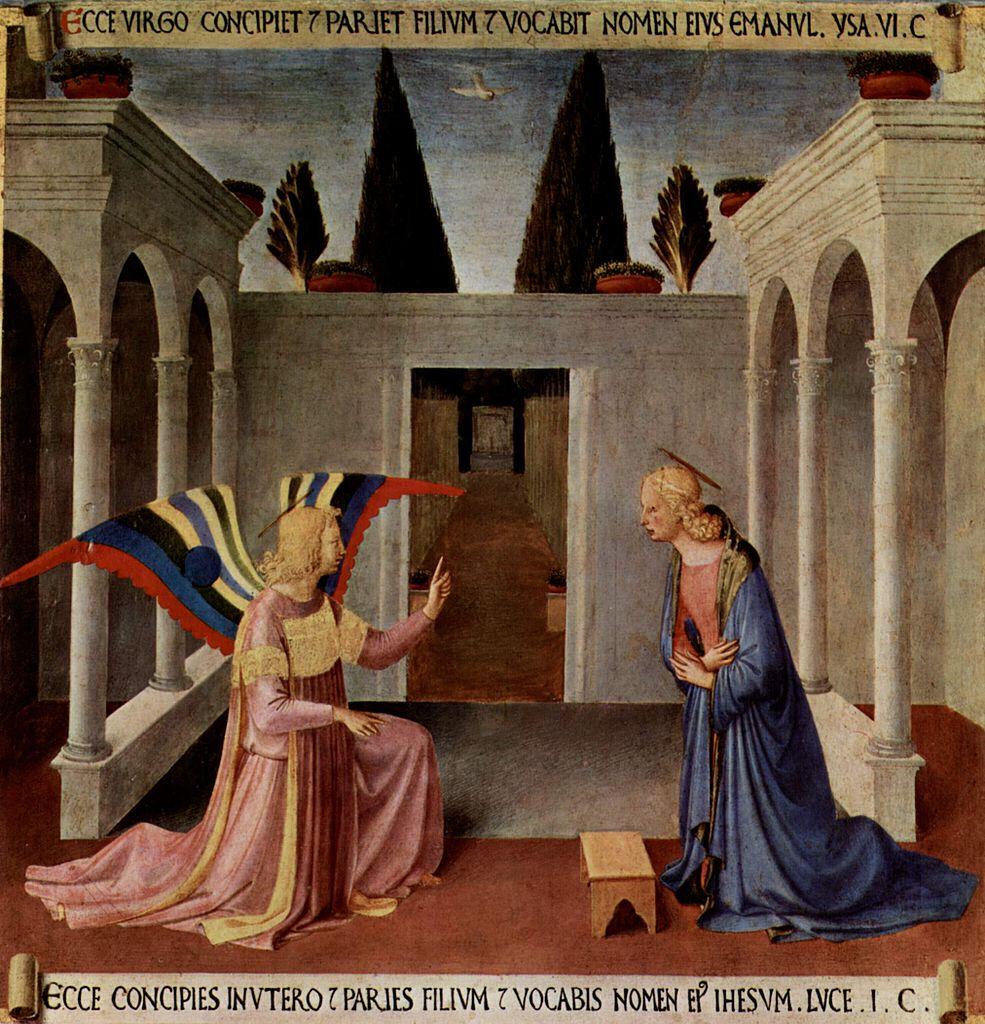 1450 Фра Анжелико