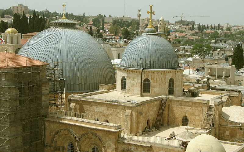 Храм Гроба Господня сегодня