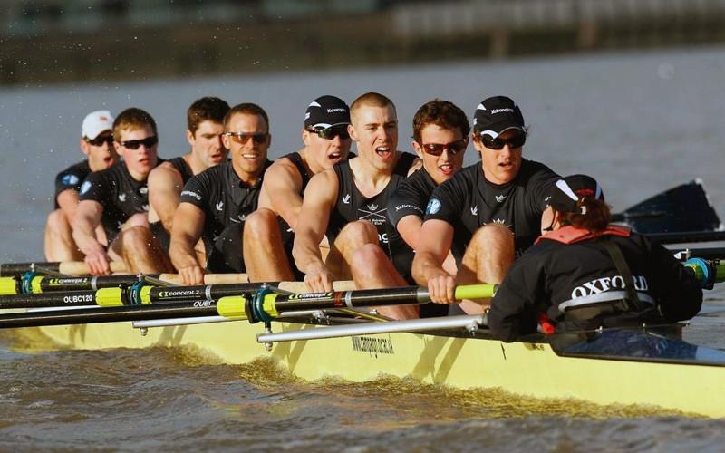 Оксфордский и кембриджский гонки на лодках