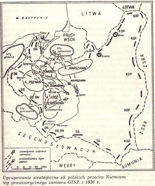 О польских планах отражения немецкой агрессии