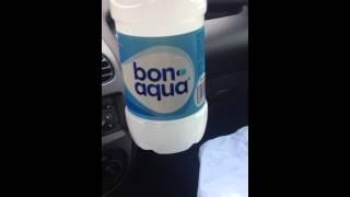 Замерзание газ. воды