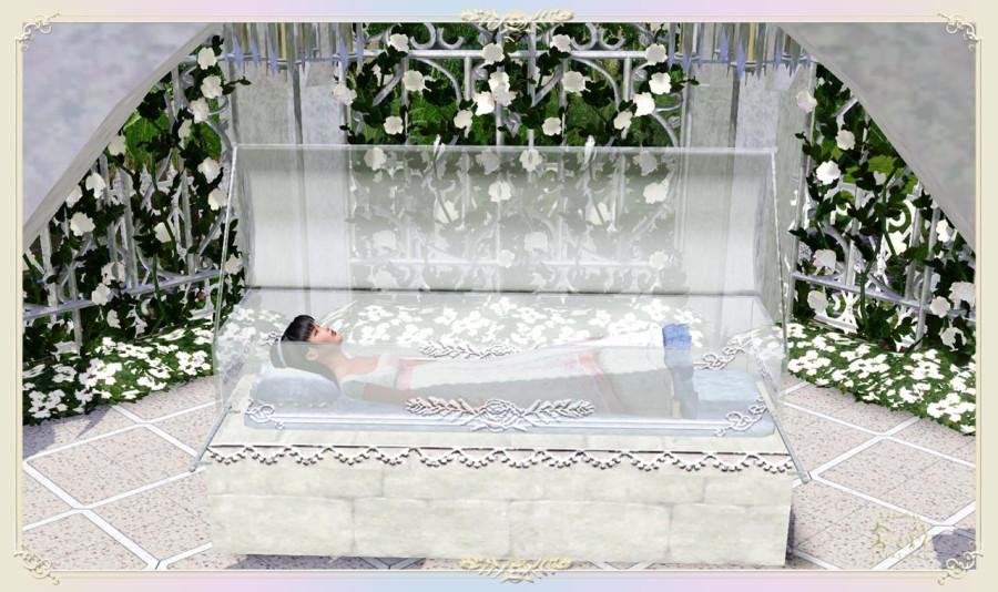 Стеклянный гроб