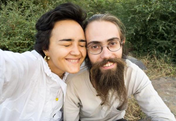 Сергей Назаров и Фарида Идяттулина
