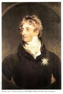 Armand Emmanuel du Plessis, duc de Richelieu