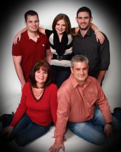 Tetzlaff family dec 2012