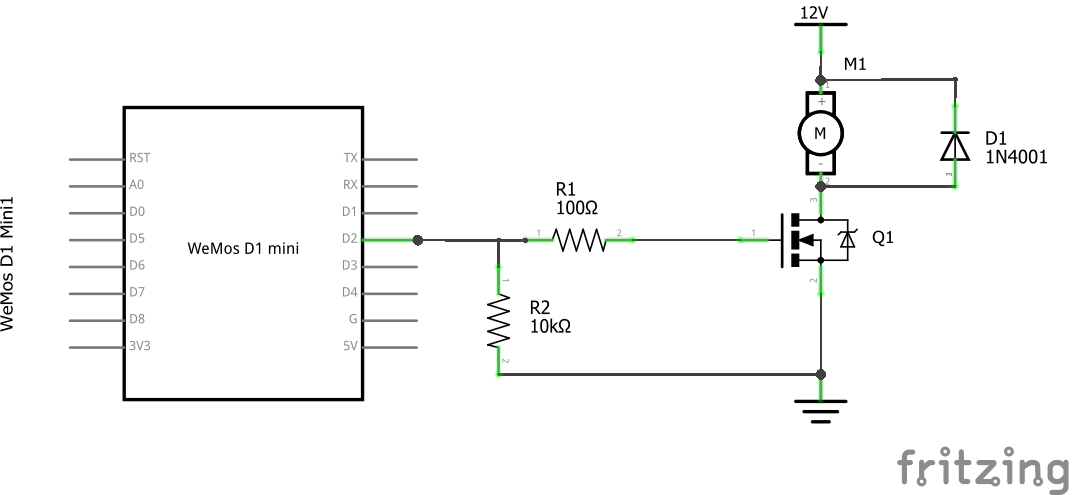 ESP8266 COOLING FAN CONTROL: pav18 — LiveJournal