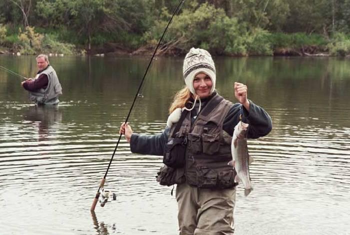 ершовский иркутск рыбалка
