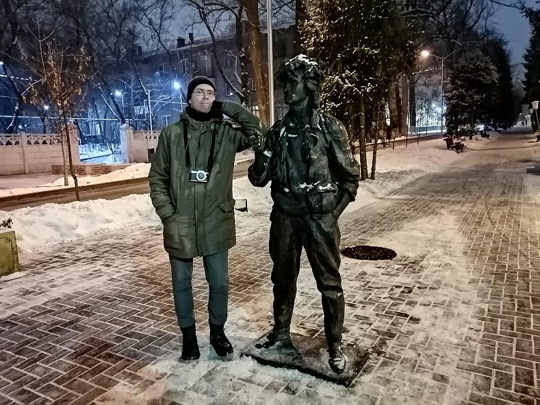 Алма-Ата, часть 1 (8 января 2020 г.)